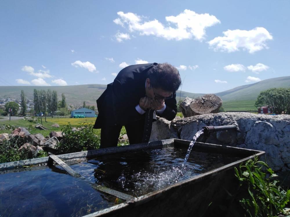 CHP'li Vekiller Kars'a Çıkarma Yaptı 53