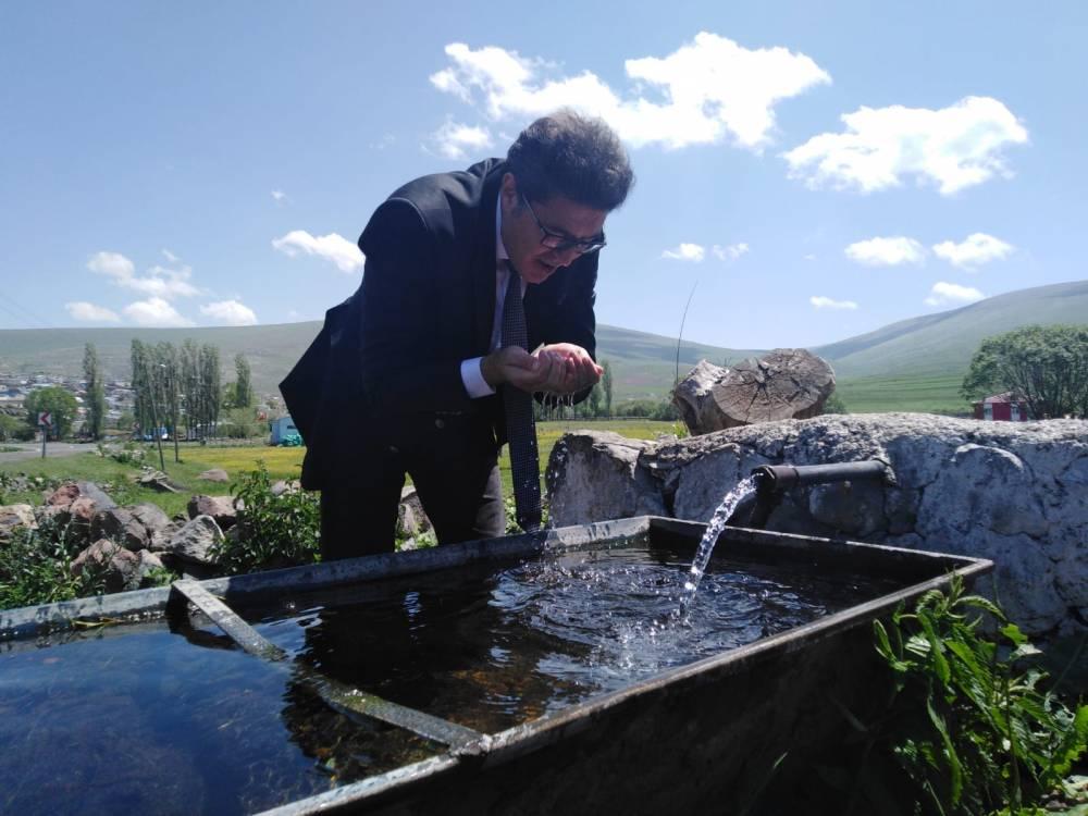 CHP'li Vekiller Kars'a Çıkarma Yaptı 54