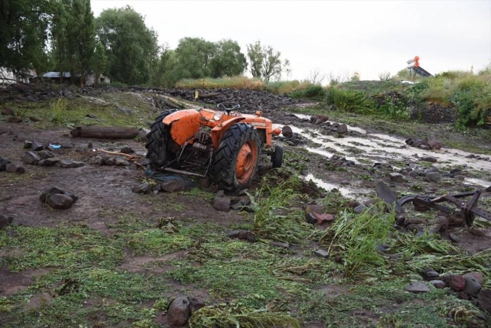 Kars   Sağanak Yağış, Dolu ve Sel Felaketi 12
