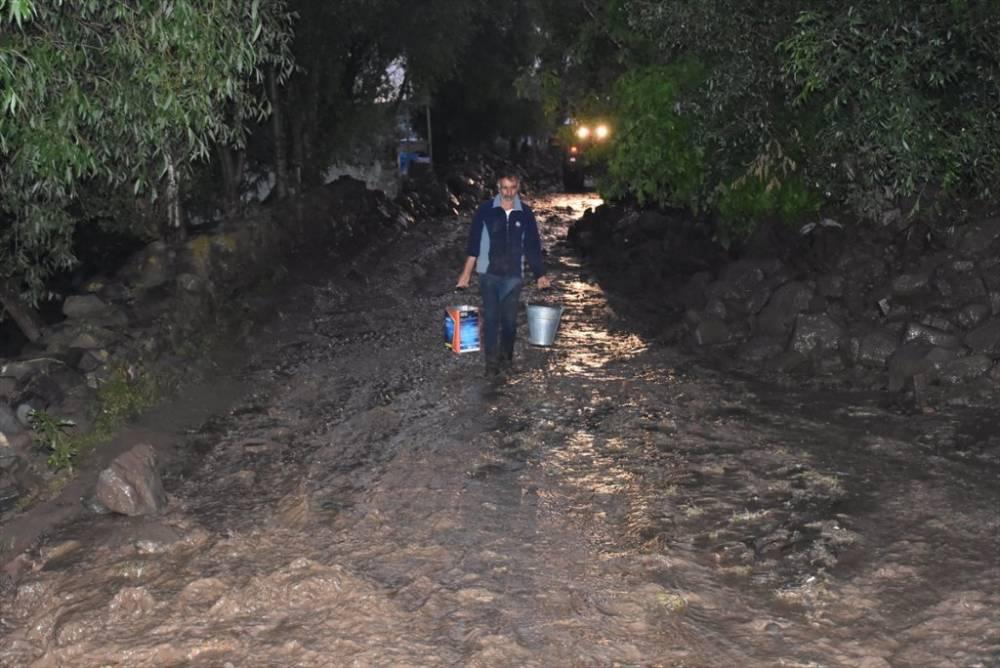 Kars | Sağanak Yağış, Dolu ve Sel Felaketi 2