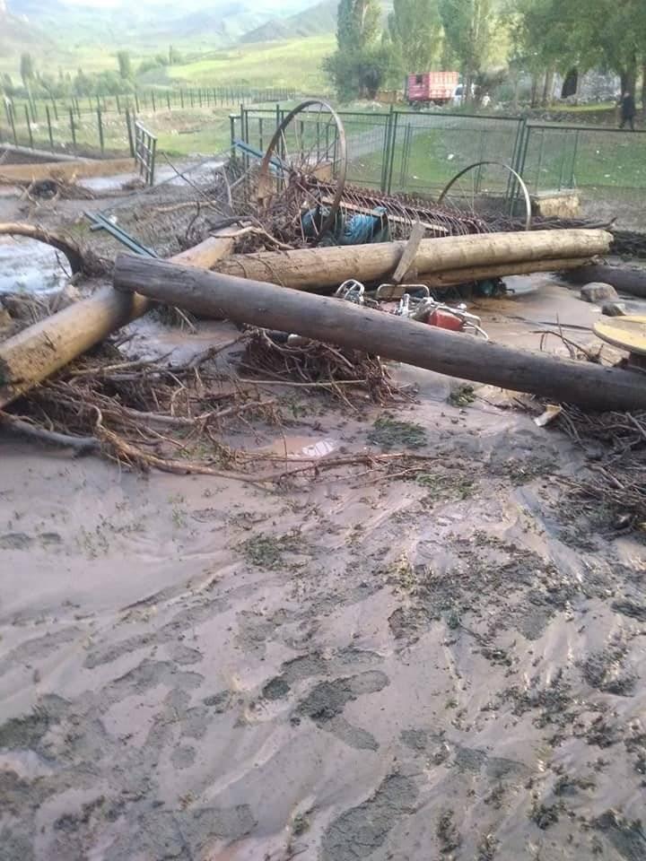 Kars   Sağanak Yağış, Dolu ve Sel Felaketi 33
