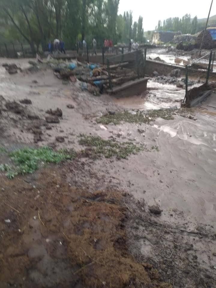 Kars | Sağanak Yağış, Dolu ve Sel Felaketi 34