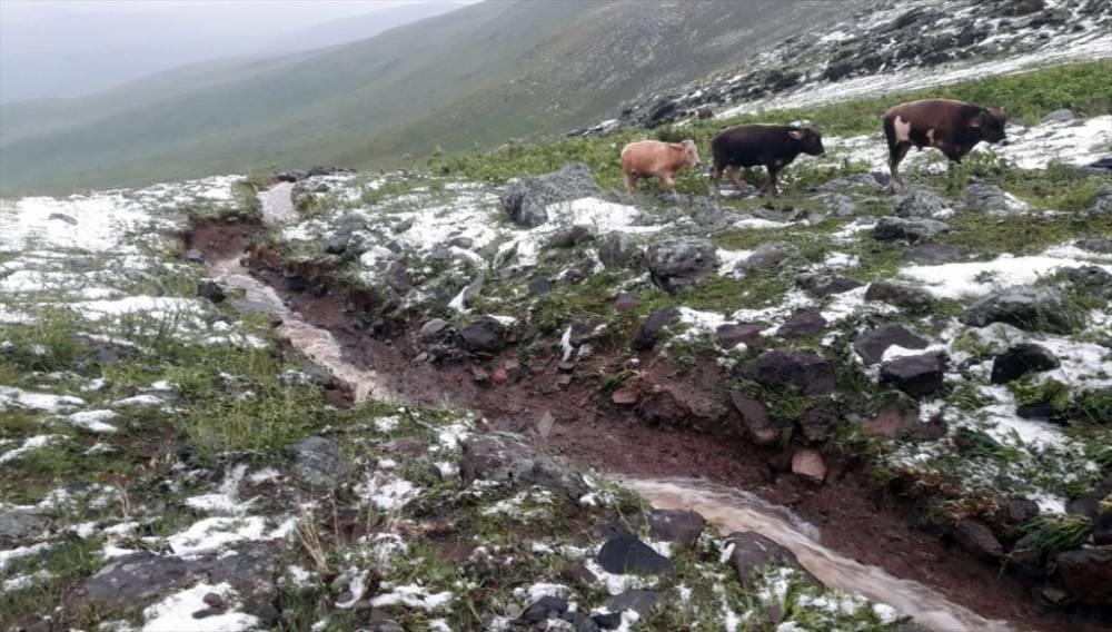 Kars | Sağanak Yağış, Dolu ve Sel Felaketi 40