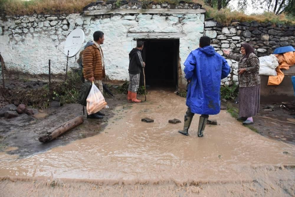 Kars | Sağanak Yağış, Dolu ve Sel Felaketi 5