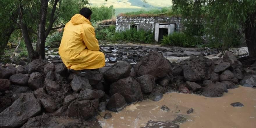 Kars | Sağanak Yağış, Dolu ve Sel Felaketi
