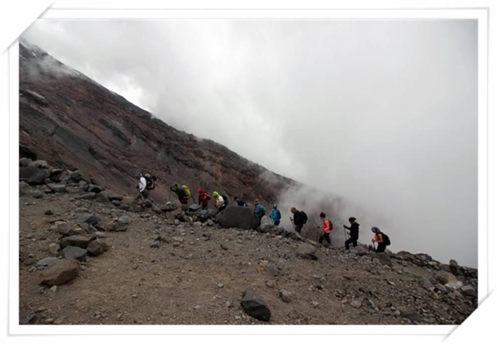 Karslı Dağcılar Ağrı'ya Tırmandı 7