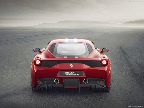 İşte Yeni Ferrari 458 Speciale 3