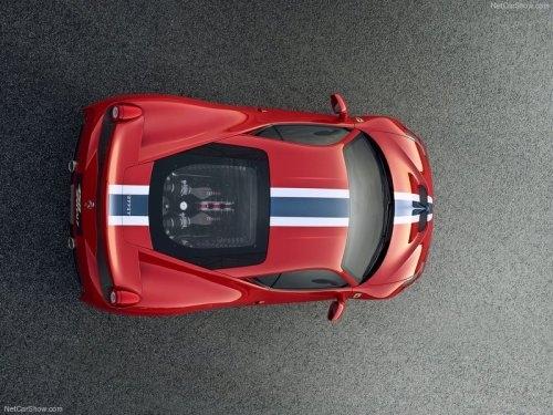 İşte Yeni Ferrari 458 Speciale 4