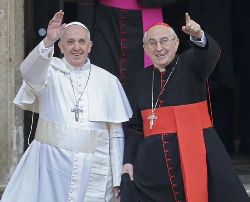 'Latin Amerika'lı İlk PAPA... 1'nci Francis 2