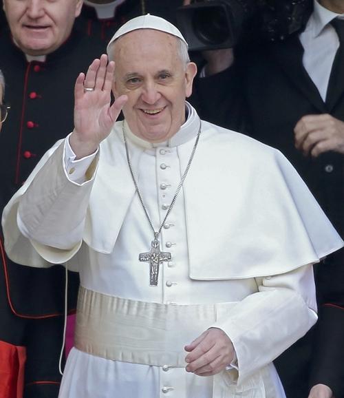 'Latin Amerika'lı İlk PAPA... 1'nci Francis 3