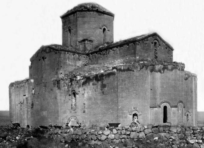 Kars Digor Mren Katedrali 3