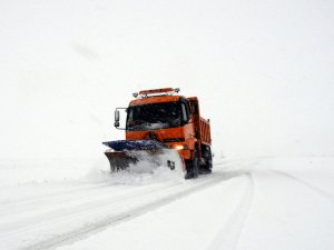 Artvin'de 42 Köy Yolu Ulaşıma Kapandı