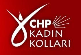 CHP Kadın Kolları Başkanı KARSTA