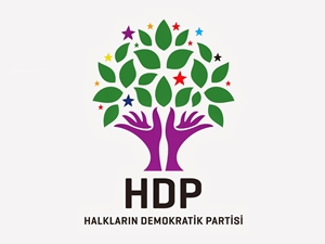 Hdp İzmir'de Olağanüstü Kongre