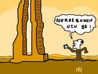 İnsanlık Yıkılmasın! Karikatür SERGİSİ