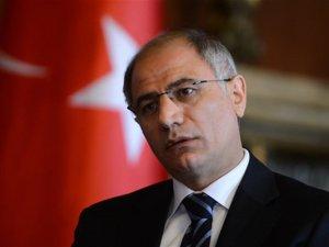 Eski İçişleri Bakanı Efkan Ala Komisyona Bilgi Verdi