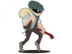 Kars'ta 5 Bin Dolarlık Ziynet Eşyası Çalan Hırsız Yakayı Ele Verdi