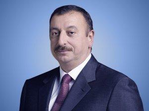 Aliyev'den Cumhurbaşkanı Erdoğan'a Taziye Mesajı