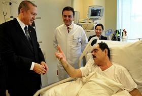 Erdoğan Tatlısesi ZİYARET ETTİ