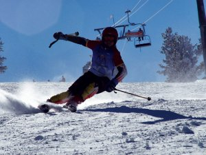 Sarıkamış 'Kayak Merkezi'nde Sezon Hazırlıkları