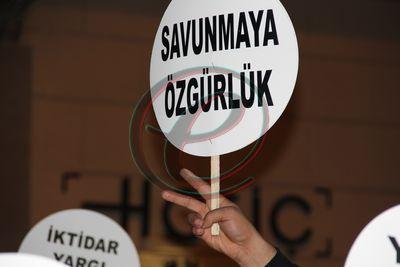 Öcalanın Avukatları İstanbulda YARGILANDI