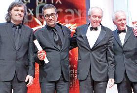 Cannesdan Ceylana Büyük ÖDÜL