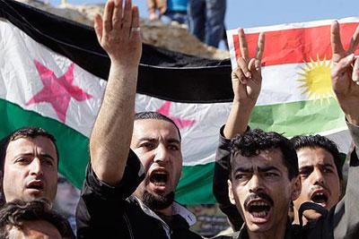 Suriyeli Kürtler İçin Anlaşma MASADA