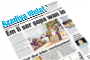 Azadiya Welat Gazetesi KAPATILDI