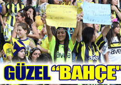 Fenerbahçenin Cezasına GÜZELBAHÇE