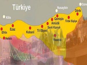 Türkiye PYD'yi Bombaladı