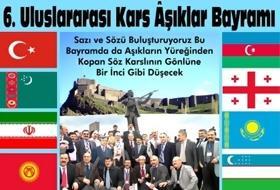 Uluslararası Aşıklar Bayramı BAŞLIYOR