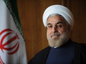 İran Cumhurbaşkanı Ruhani Azerbaycan'da