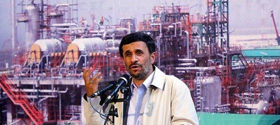 İrandan Avrupa Birliğine Petrol RESTİ