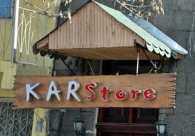 KarStore Kültür ve Sanat Evi HİZMETTE
