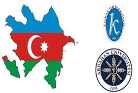 KAÜ ve ARÜ Rektörleri Azerbaycana GİTTİ
