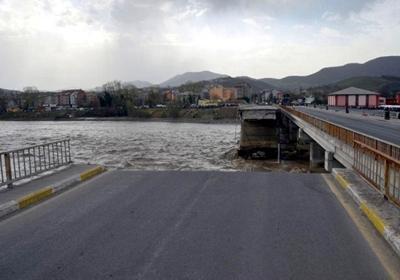 Zonguldakta Köprü Çöktü, 15 KAYIP