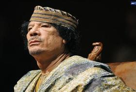 Kaddafi Psikolojik Üstünlüğü Ele GEÇİRDİ