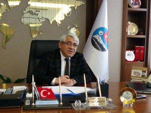 Başkan Karaçanta'nın, 19 Mayıs Mesajı