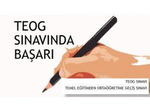 Selim Teog'da İlçeler Arasında Birinci Oldu