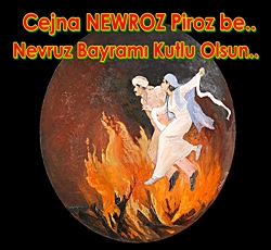 Newroz - Nevroz - Nevruz Kutlu Olsun