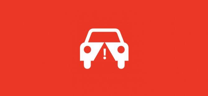 Digor'da Trafik Kazası: 1 Yaralı