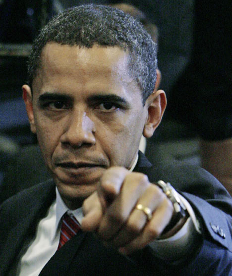 Obama: Kaddafi Rejimi Hesap Vermek ZORUNDA