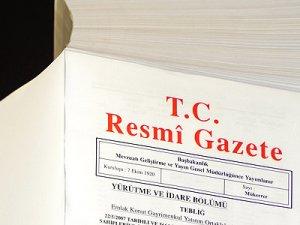 'Mali Af' Kanunu Resmi Gazete'de Yayımlandı