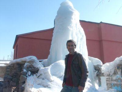 Buz Kütlesinin Yüksekliği Evleri AŞTI