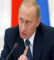 Medvedevin Başkanlık Adayı PUTİN