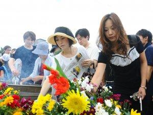 Hiroşima Kurbanları 71. Yılında Anıldı