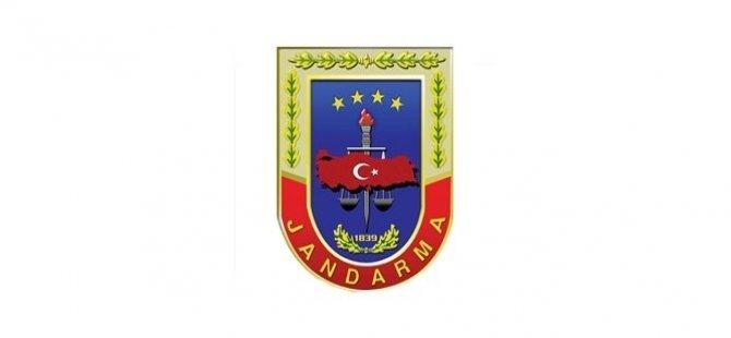 Digor'da Hayvan Hırsızları Jandarma'dan Kaçamadı