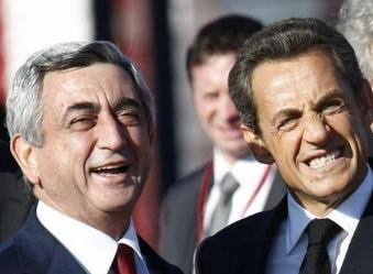 Sarkozyden Türkiyeye Açık UYARI