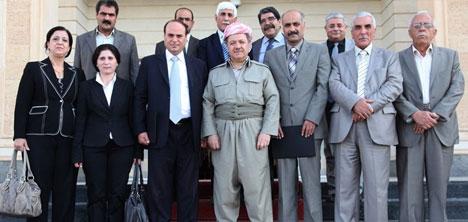 Suriyeli Kürtler 3 Konuda UZLAŞTI