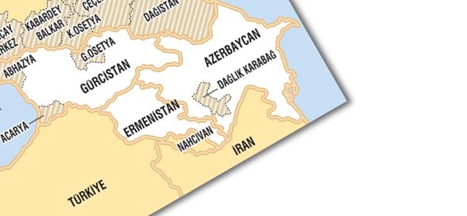 Dağlık Karabağ'dan 'Bağımsız Kürdistan'a Destek
